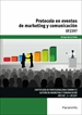 Portada del libro UF2397 - Protocolo en eventos de marketing y comunicación